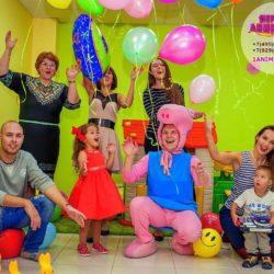 заказать аниматора на праздник Москва