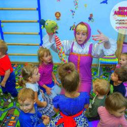 заказать аниматора в детский сад Москва