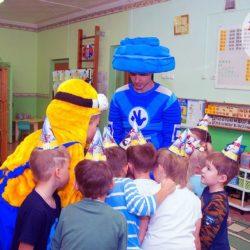 заказать аниматора в детский сад на день рождения Москва