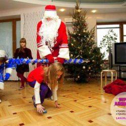 аниматор Дед Мороз на дом для детей