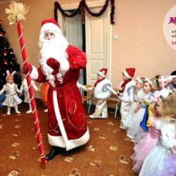 аниматор Дед Мороз в детский сад Московская область