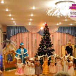 аниматор дед мороз в детский сад Москва
