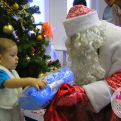 аниматор дед Мороз в детский сад на выпускной