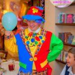 аниматор клоун на день рождения