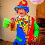 аниматор клоун на день рождения ребенка