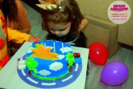 аниматор на детский праздник метро Аннино