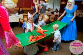 аниматор на детский праздник метро Багратионовская
