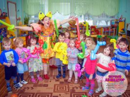 аниматор на детский праздник метро Белокаменная