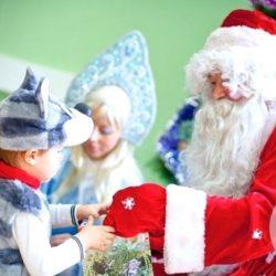 аниматор Снегурочка в детский сад на детский праздник