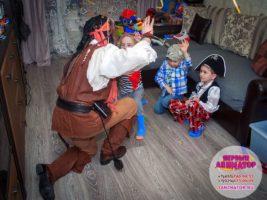 детские аниматоры метро Алма-Атинская