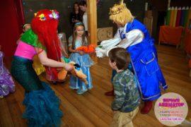 детские праздники метро Алма-Атинская
