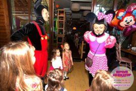детские праздники метро Андроновка