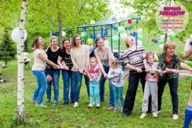 детские праздники метро Беляево