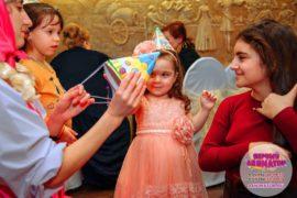 детские праздники метро Борисово