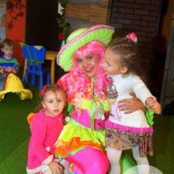 детский бэби ситтер детям на праздник