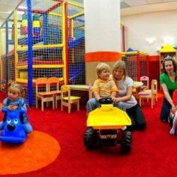детский бэби ситтер на день рождение в Москве