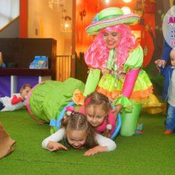 детский бэби ситтер на детский праздник