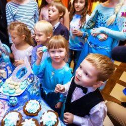 детский бэби ситтер на детский праздник в Московской области