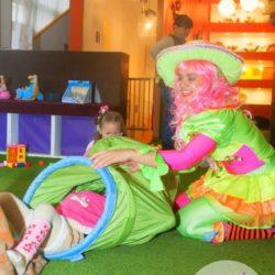 детский бэби ситтер на праздник ребёнку