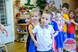 детский день рождения метро Академическая