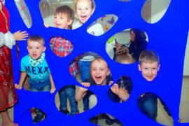 детский день рождение метро Алма-Атинская
