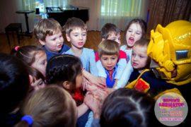 детский праздник метро Алма-Атинская