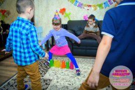 детский праздник метро Аннино