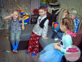 детский праздник метро Борисово