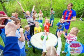 детский праздник проведение метро Балтийская