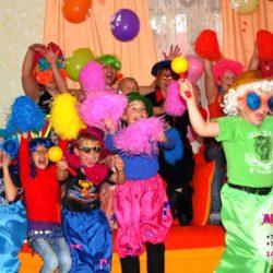 дискотека для детей на детский праздник