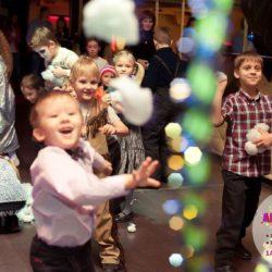 дискотека для детей в Московской области