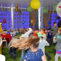 дискотека для детей в Москве