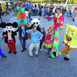 ходулист для детей в Москве