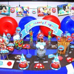 кэнди бар на детский праздник