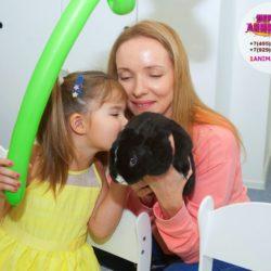контактный зоопарк детям на праздник