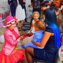 контактный зоопарк на праздник ребенку