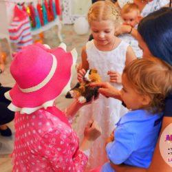 контактный зоопарк на выпускной в детский сад