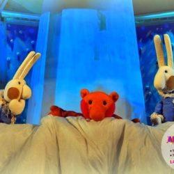 кукольный театр на день рождение ребёнка