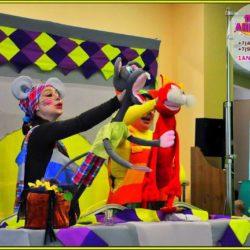 кукольный театр на праздник ребёнку