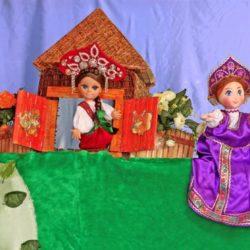 кукольный театр на праздник в школу