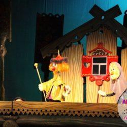 кукольный театр на выпускной