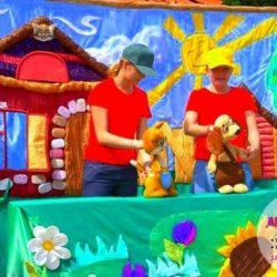 кукольный театр на выпускной в детский сад