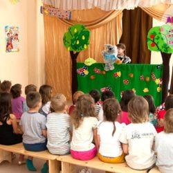 кукольный театр на выпускной в школу