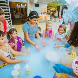 мороженое для детей на день рождение ребенка