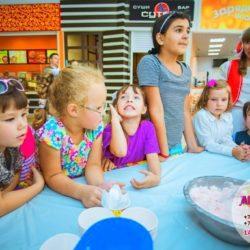 мороженое для детей на день рождение в Московской области