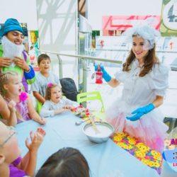мороженое для детей на детский праздник