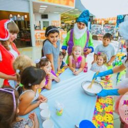 мороженое для детей на праздник
