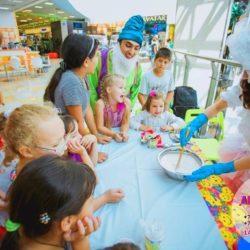 мороженое для детей на праздник ребёнку