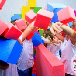 поролоновое шоу для детей в Москве
