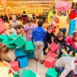поролоновое шоу в Московской области